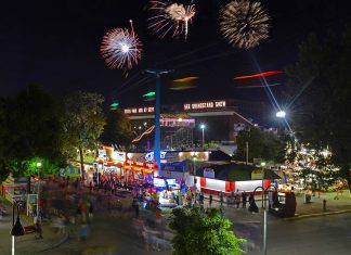 The Grandstand puts on its last shows this weekend at the Minnesota State Fair