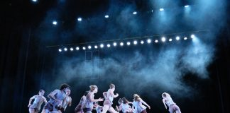 """Last year's """"Thought in Motion"""" production"""