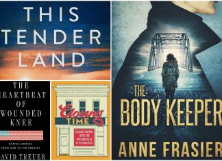 Four finalists of the Minnesota Book Awards