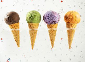 National Ice Cream Mnth